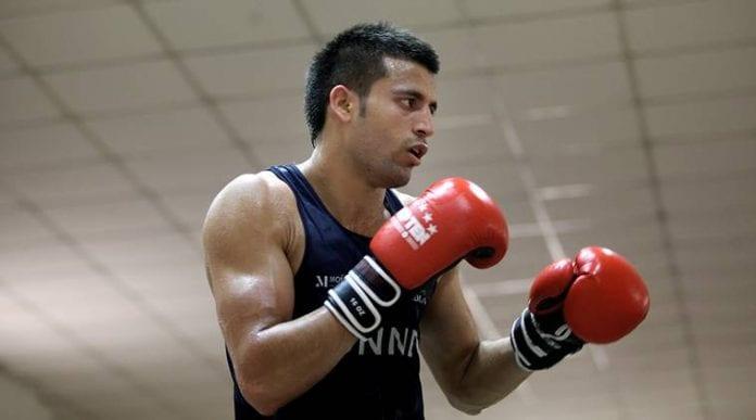 Sumit Sangwan, Boxing Federation of India, WADA, NADA, BFI, Tokyo Olympics 2020