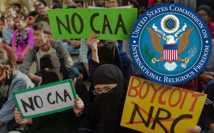 Citizenship Amendment Act, CAA, Muslim citizens, USCIRF members, India