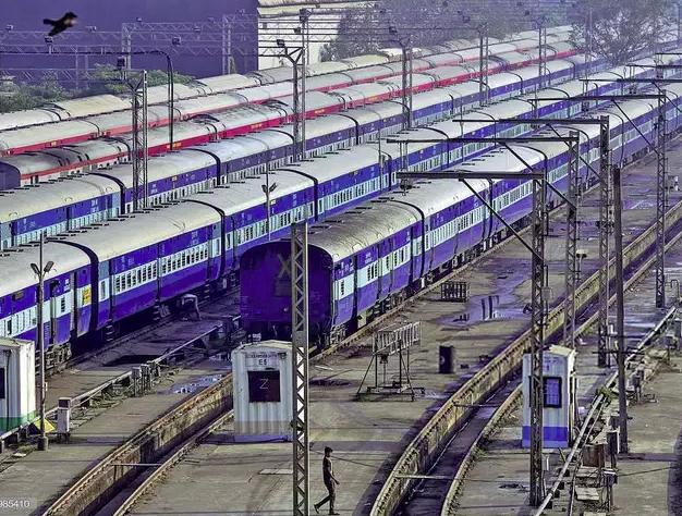 Railways, coronavirus, contractual employees, salary