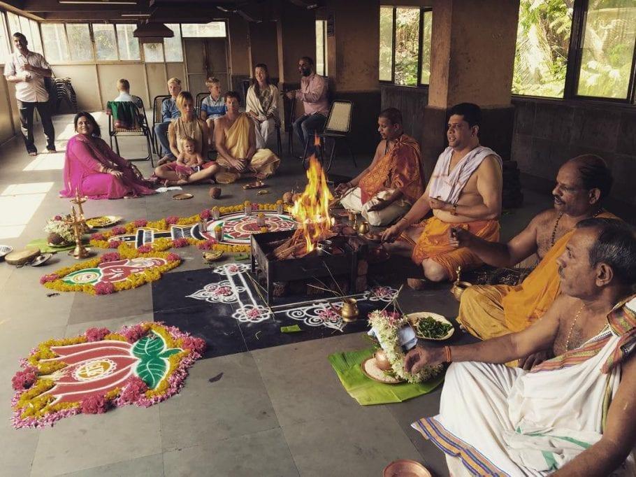Jonty Rhodes, Ganges, Tour of India, Spiritual, Rishikesh