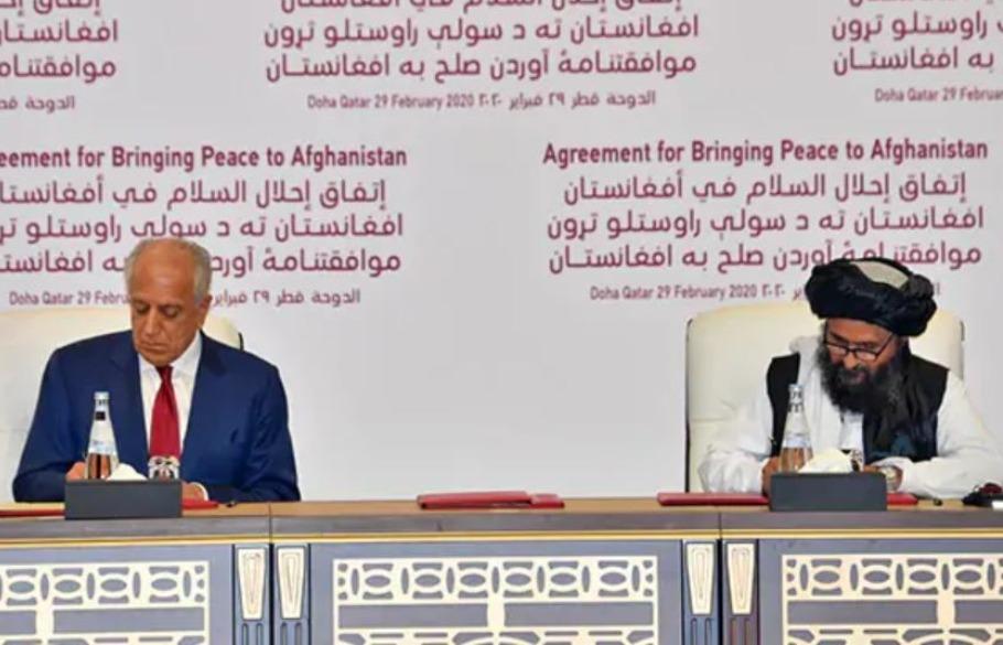 United States of America, Taliban, Afghanistan, US-Taliban deal, Doha Accord