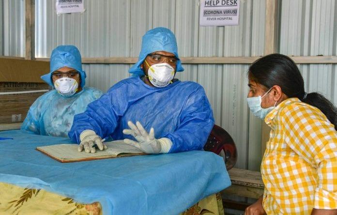 Karnataka, Telangana, Coronavirus outbreak, Sunitha Krishnan, Karnataka Health Minister B Sriramulu