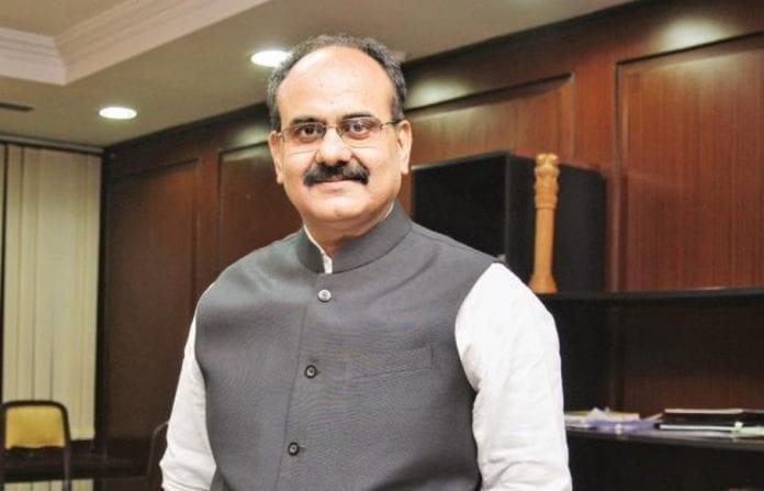 Ajay Bhushan Pandey, GST, Aadhar, UIDAI, Revenue Secretary, Finance Secretary