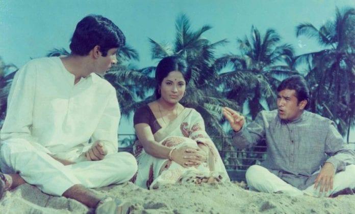 Anand, Rajesh Khanna, Amitabh Bachchan, Hrishikesh Mukherjee, Kishore Kumar