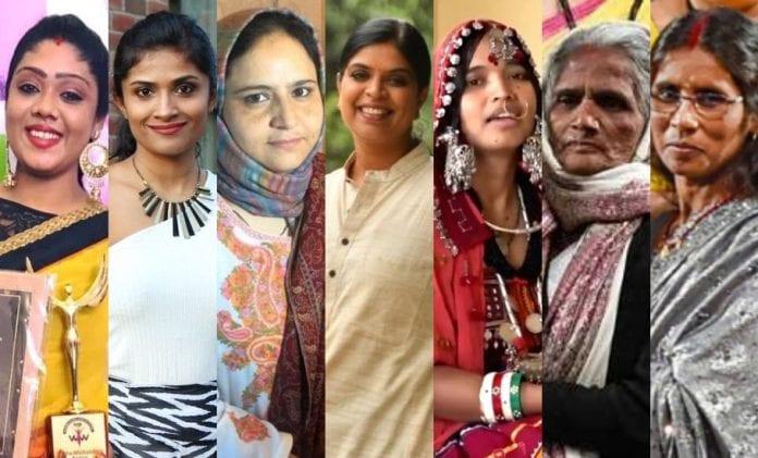 Prime Minister Narendra Modi, #SheInspiresUs, social media, Women's day, Women's Day,