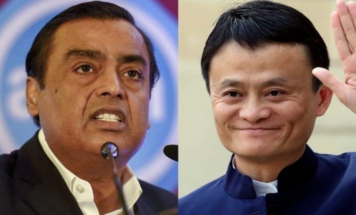 Mukesh Ambani, Jack Ma, Coronavirus outbreak, coronavirus, oil prices, market crash, Reliance Industries, Reliance Jio