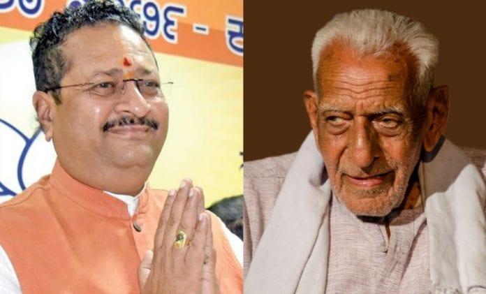 freedom fighter, HS Doreswamy, Karnataka Assembly, Patil Yatnal