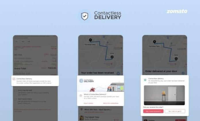 Food delivery, coronavirus, Coronavirus outbreak, COVID-19, Zomato
