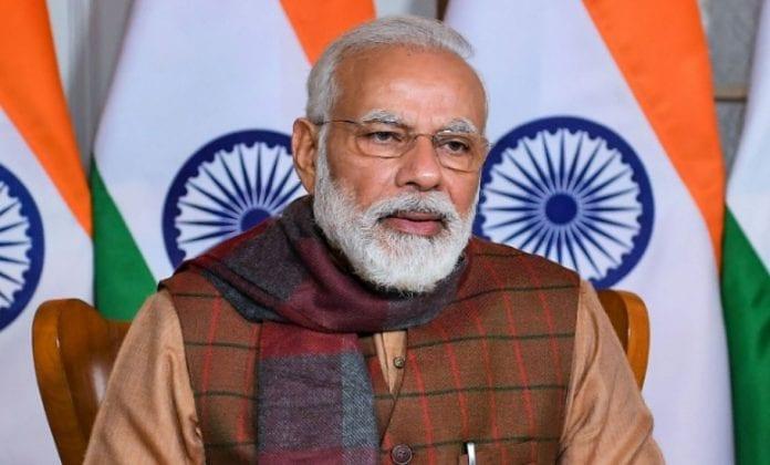 Prime Minister Narendra Modi, Earth Day, COVID-19, coronavirus, healthcare professionals, essential services