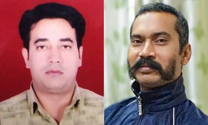 Ankit Sharma and Ratan Lal