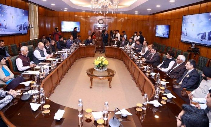 Apni Party, Altaf Bukhari, Jammu and Kashmir, abrogation of Article 370, Mehbooba Mufti, Omar Abdullah
