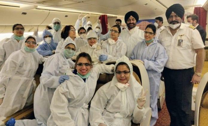 Air India, coronavirus, COVID-19, coronavirus shutdown, Coronavirus outbreak, Wuhan