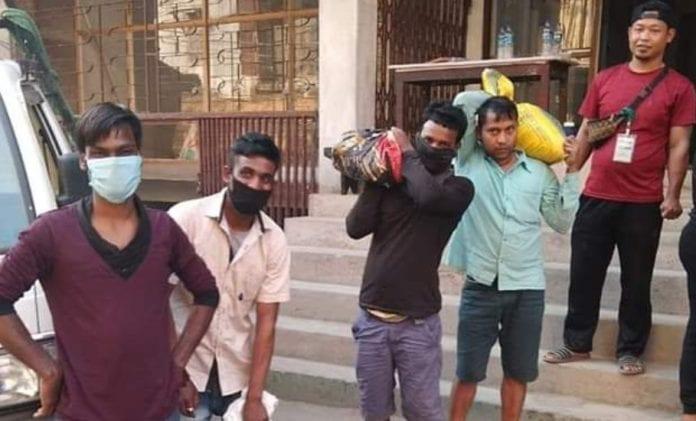 Migrant Labourers, Mizoram, Assam, coronavirus, COVID-19, Lockdown
