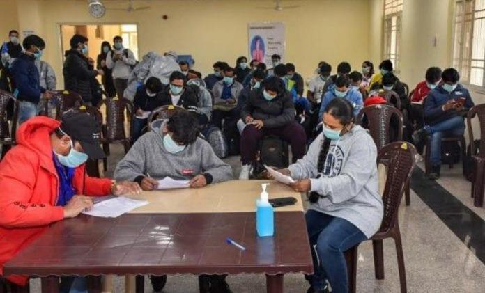 Coronavirus outbreak, Jammu and Kashmir, Khelo India, Khelo India Winter Games, advisory