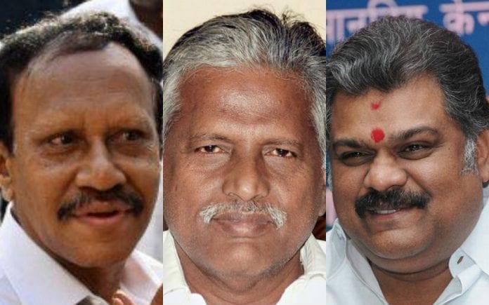AIADMK, candidates, RS, Rajya Sabha election, M Thambidurai, KP Munuswamy, GK Vasan, Tamil Maanila Congress, BJP