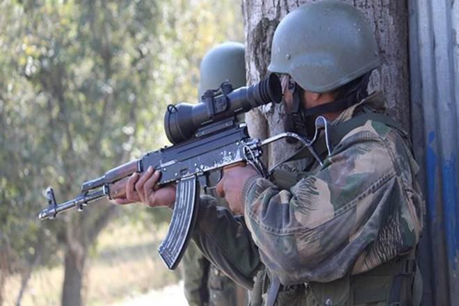 terrorists, Jammu and Kashmir, Kupwara, Para Special Forces, Indian Army