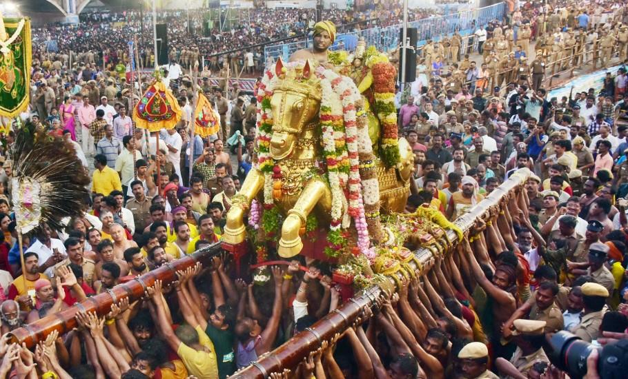 Chitrai Festival of Tamil Nadu