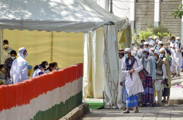 Nizamuddin, Gujarat, Tablighi Jamaat, religious gathering, COVID-19, coronavirus