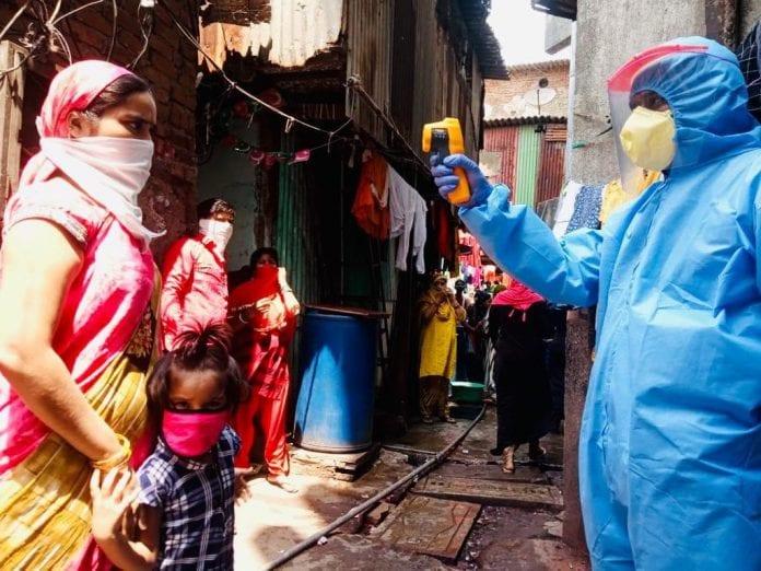 social distancing, coronavirus, COVID-19, Dharavi, Mumbai slums, Coronavirus outbreak