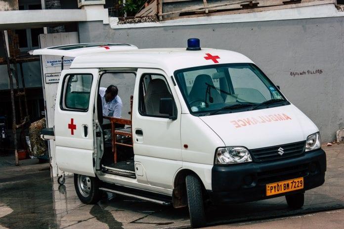 ambulance, Chennai, Tripura, Lockdown, coronavirus, COVID-19, Coronavirus outbreak, migrants