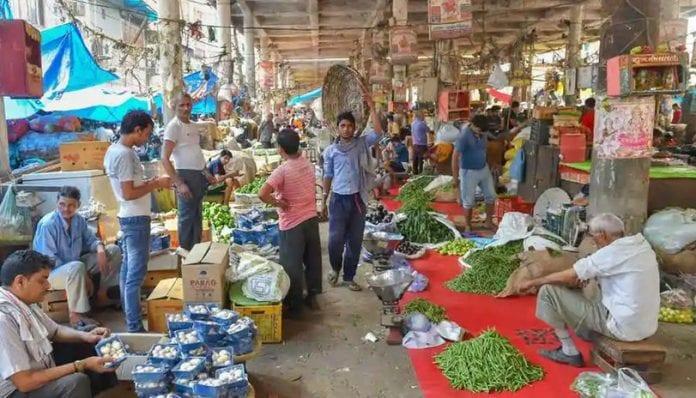 Azadpur Mandi, Delhi, coronavirus, COVID-19, vegetable market,