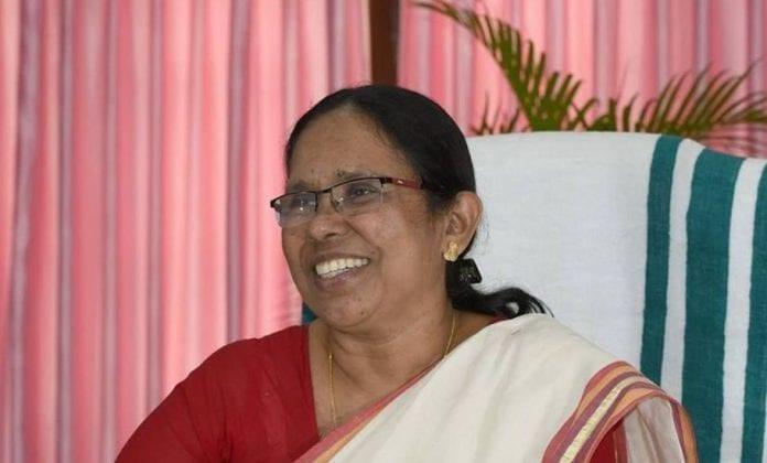 KK Shailaja