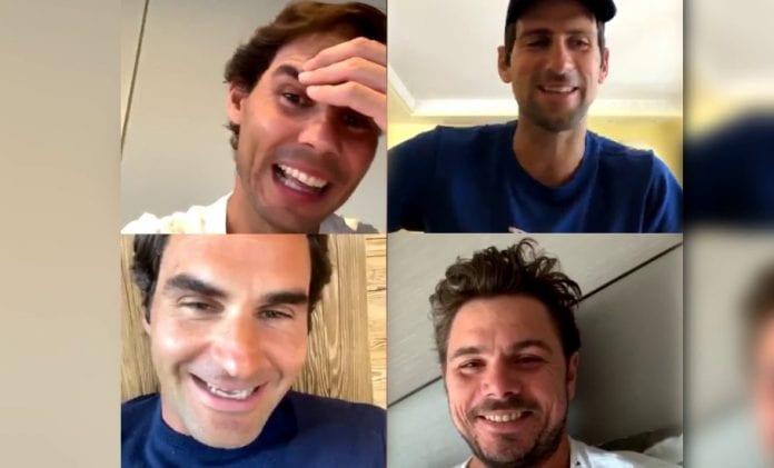 social media, Instagram, Rafael Nadal, Roger Federer, Karim Benzema, Instagram live, coronavirus, COVID-19