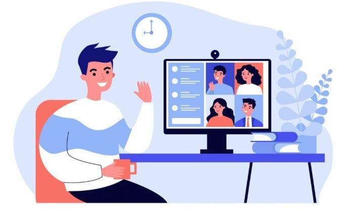 Video calling, Zoom, Skype, Huseparty, COVID-19, Lockdown