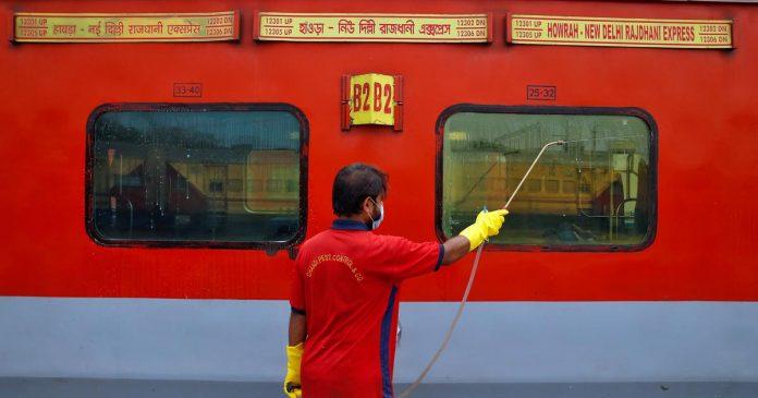 Shramik Special Trains, special trains, IRCTC, Rajdhani Express, coronavirus, COVID-19, Lockdown
