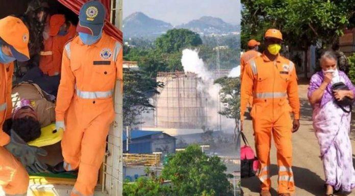 Vizag gas leak, LG Polymers plant, Visakhapatnam, Andhra Pradesh, styrene