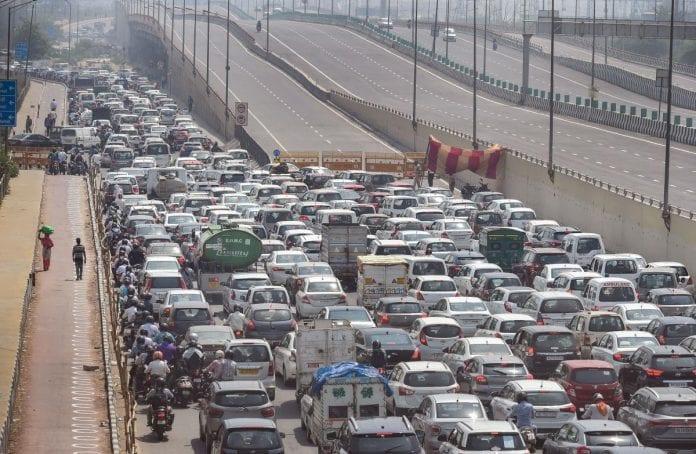 Lockdown 4.0, Lockdown, coronavirus, COVID-19, traffic, Delhi Police