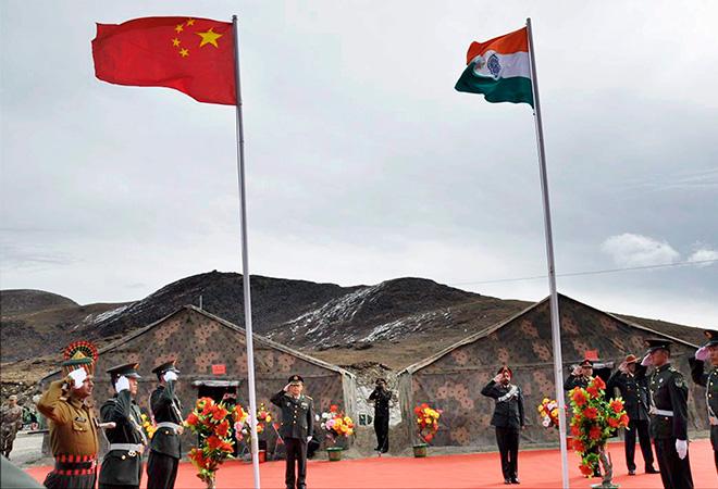 Sino-India border