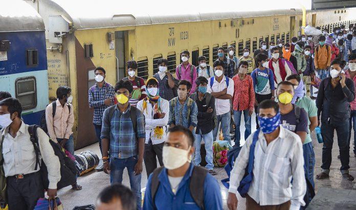 train fare, travel fare, Congress, Sonia Gandhi, migrant workers, migrant labourers, stranded migrants, coronavirus, COVID-19, Lockdown