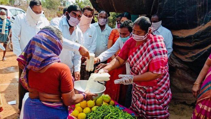 Seethakka, Danasari Anasuya, Congress MLA, Naxalite, COVID-19, coronavirus, Telangana