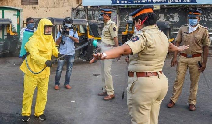 Maharashtra, police, coronavirus, COVID-19, Lockdown, Unlock-1