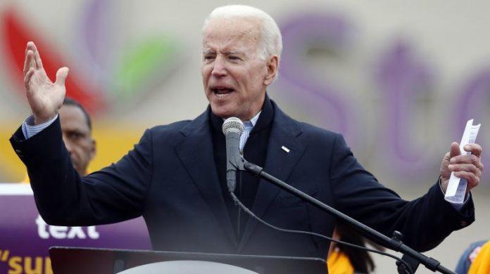Joseph Biden, Tara Reade, President Donald Trump, sexual harassment, #MeToo