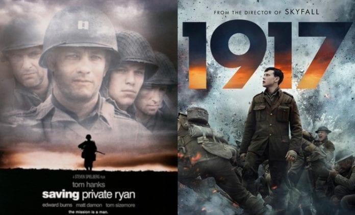 war movies, COVID-19, cinematography, Quentin Tarantino, Hans Zimmer, 1971, Sam Mendes