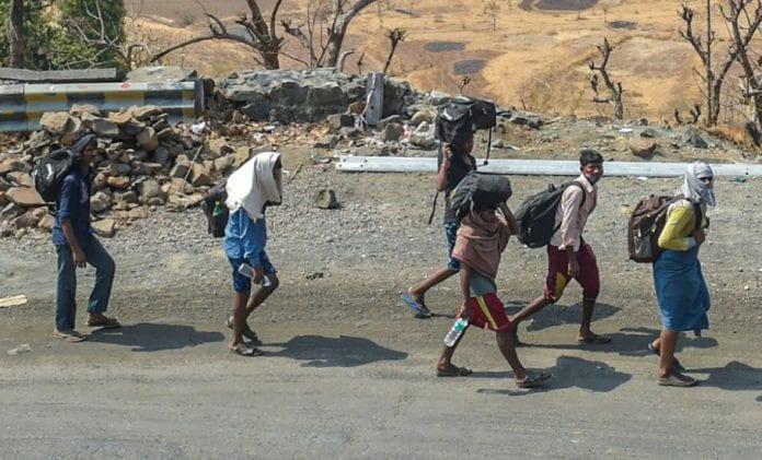 stranded migrants, migrant workers, coronavirus, COVID-19, Lockdown, Central Information Commission, RTI, CIC