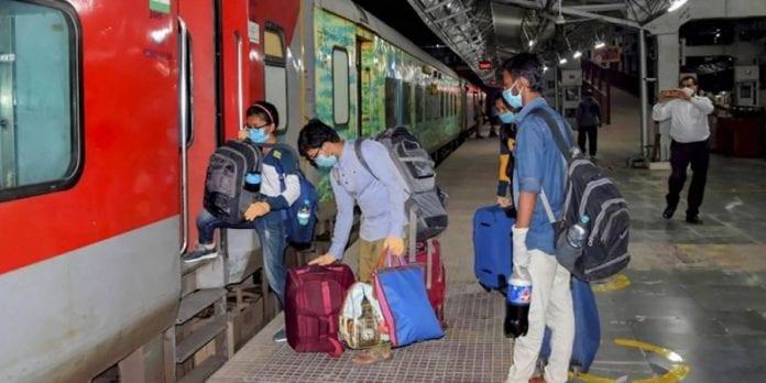 special trains, Rajdhani, Lockdown, Lockdown 4.0, coronavirus, COVID-19
