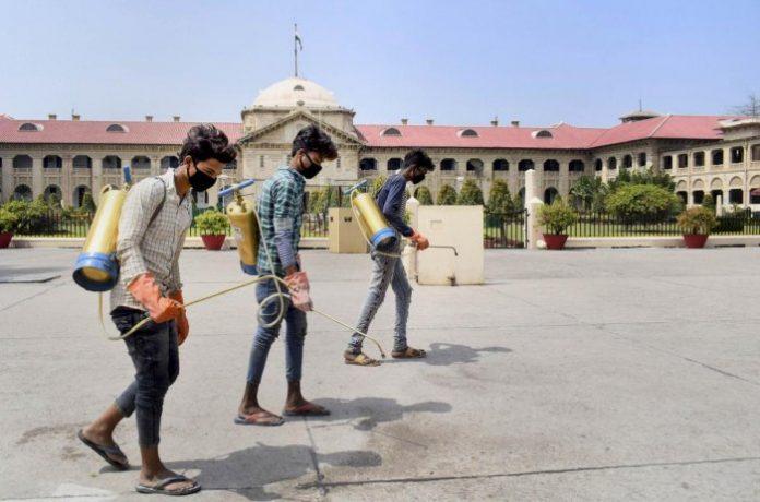 police outpost, in-charge, Uttar Pradesh, lockdown guidelines, coronavirus, COVID-19, Lockdown