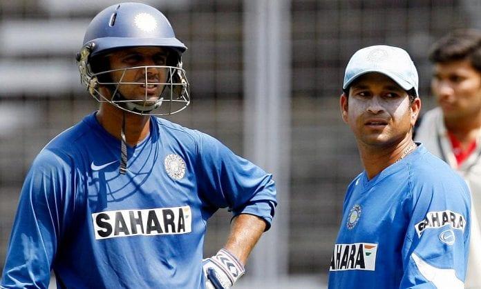 Rahul Dravid, Sachin Tendulkar, Wisden India, greatest Indian Test batsman,