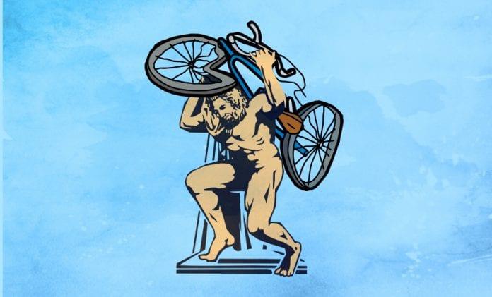 Atlas cycles, Atlas Shrugged