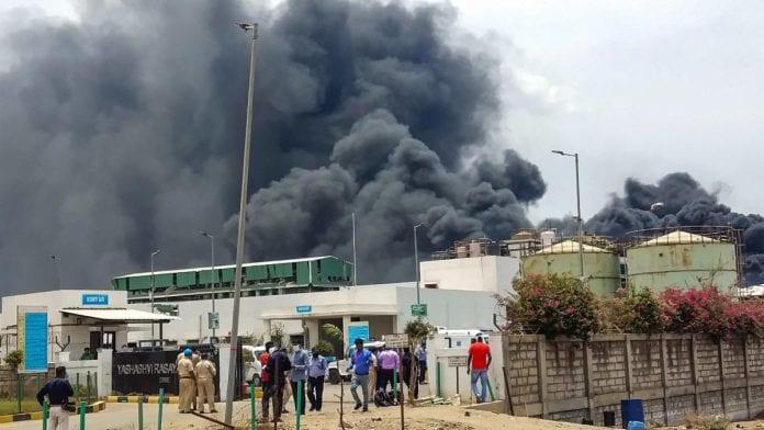 boiler blast, Gujarat, Dahej, chemical factory, gas leak, NGT