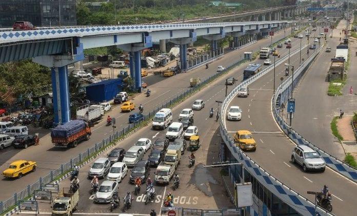 Kolkata road