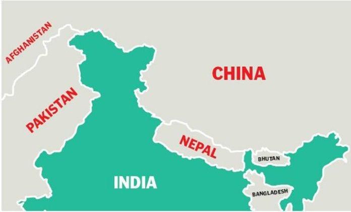 India, China, Nepal, Pakistan, Galwan Valley, Ladakh, faceoff, neighbourhood first