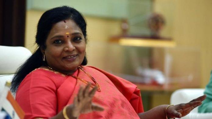 Telangana, coronvirus, COVID-19, COVID-19 testing, Governor Tamilisai Soundararajan