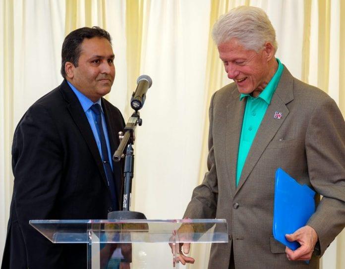 Ajay Jain Bhutaria, Joe Biden, Democratic party, national convention, presidential polls, Donald trump