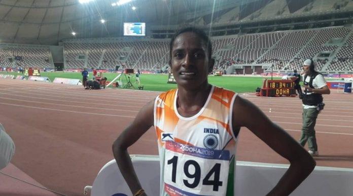 Gomathi Marimuthu, Asian champion, runner, athletics, doping
