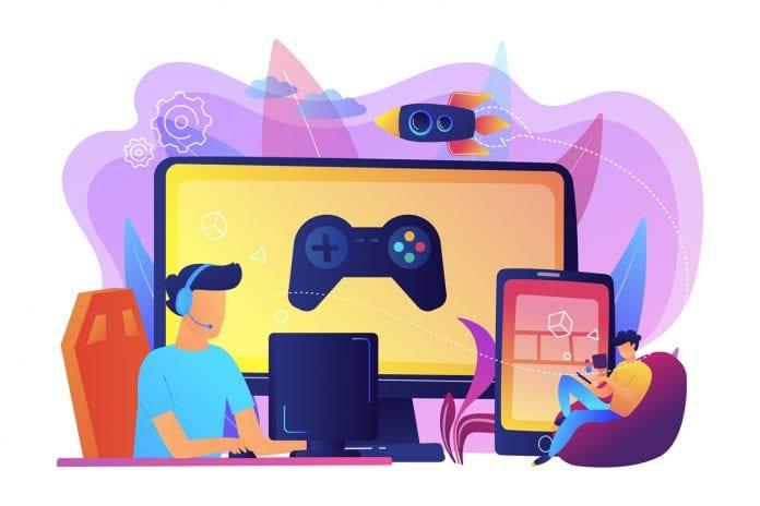 gaming, eSports, mental health, Lockdown, coronavirus, COVID-19, pandemic, video games