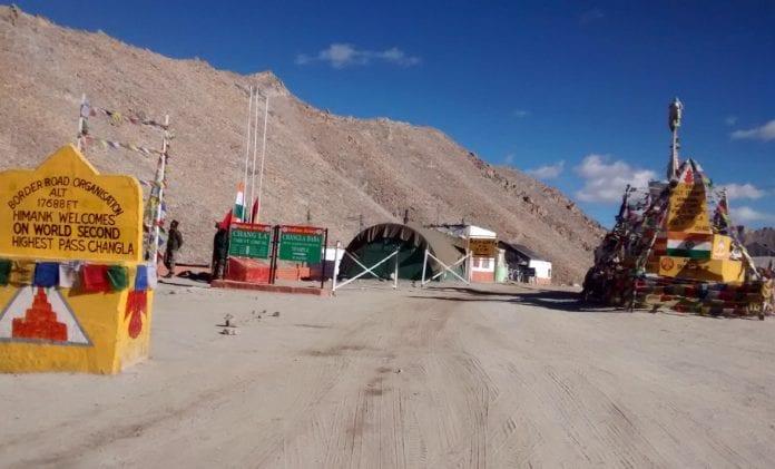 China Ladakh
